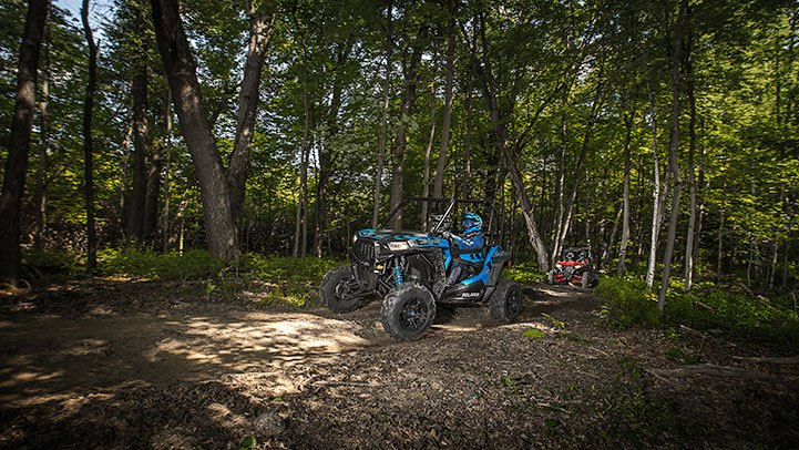 2017 Polaris RZR S 900 EPS 8