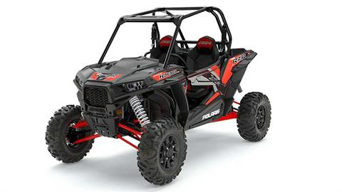 2017 Polaris RZR XP 1000 EPS in Rushford, Minnesota