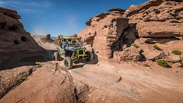 2017 Polaris RZR XP 1000 EPS in Kieler, Wisconsin