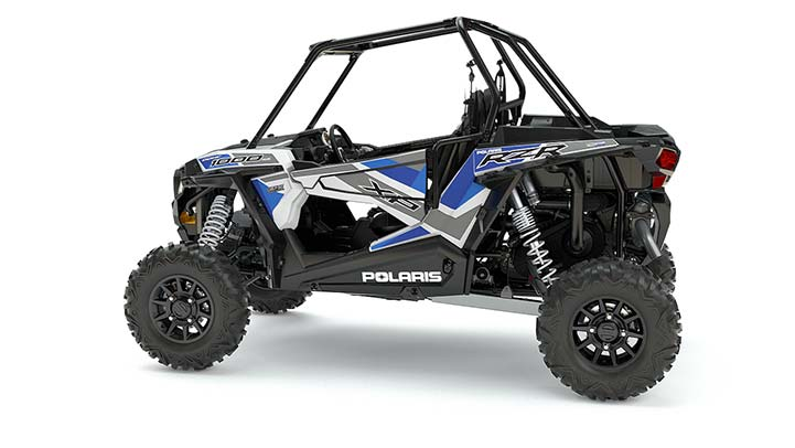 2017 Polaris RZR XP 1000 EPS in Attica, Indiana - Photo 3