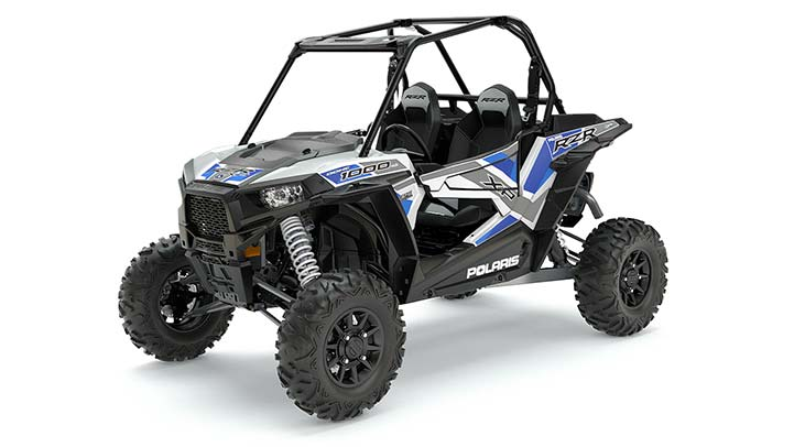 2017 Polaris RZR XP 1000 EPS in Attica, Indiana - Photo 1