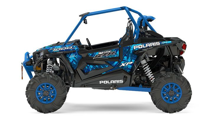 2017 Polaris RZR XP 1000 EPS High Lifter Edition in Albemarle, North Carolina