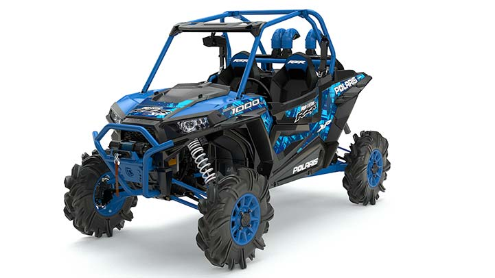 2017 Polaris RZR XP 1000 EPS High Lifter Edition in Brewster, New York