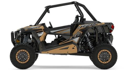 2017 Polaris RZR XP 1000 EPS LE in Adams, Massachusetts