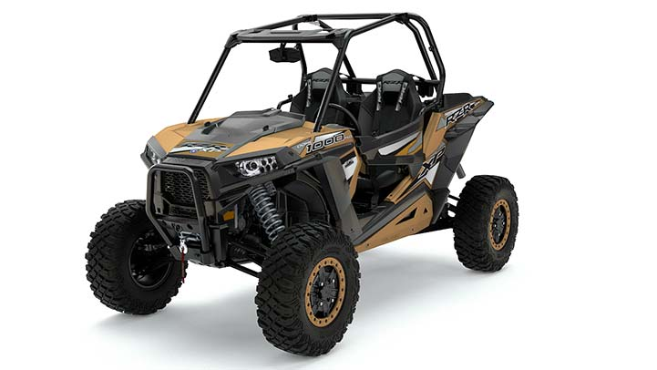 2017 Polaris RZR XP 1000 EPS LE in Ferrisburg, Vermont