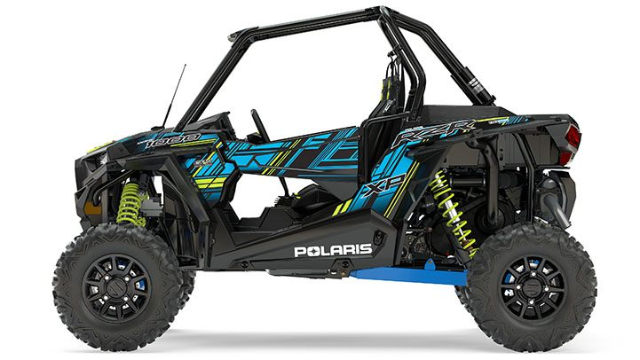 2017 Polaris RZR XP 1000 EPS LE in Ironwood, Michigan