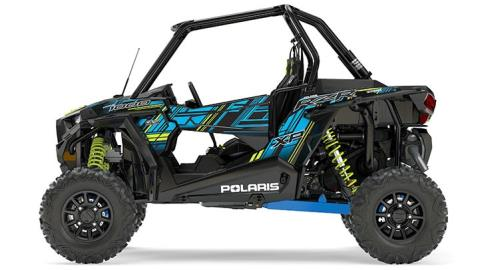 2017 Polaris RZR XP 1000 EPS LE in Amory, Mississippi