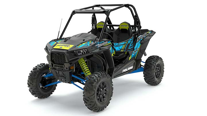 2017 Polaris RZR XP 1000 EPS LE in Springfield, Ohio