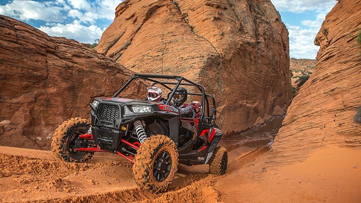 2017 Polaris RZR XP 4 1000 EPS in Asheville, North Carolina