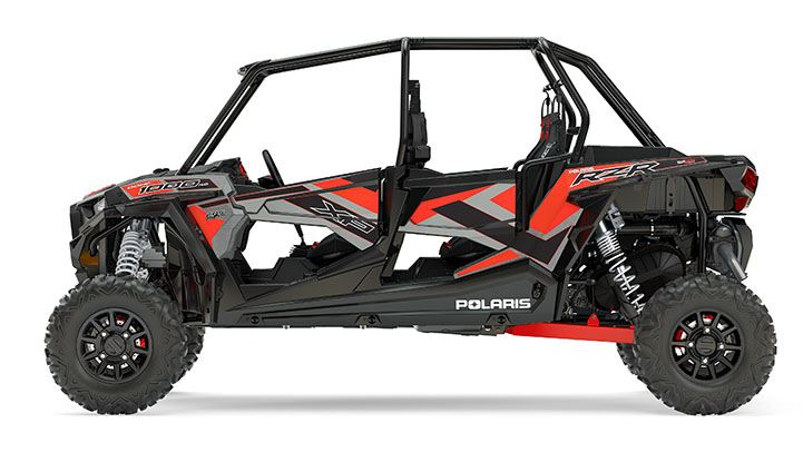 2017 Polaris RZR XP 4 1000 EPS 5