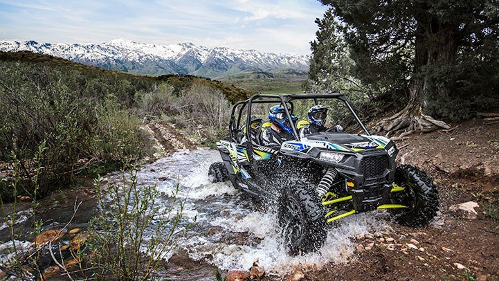 2017 Polaris RZR XP 4 1000 EPS in Berne, Indiana