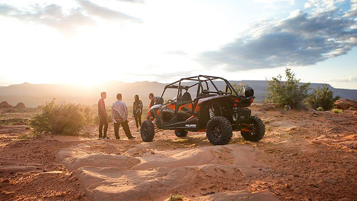 2017 Polaris RZR XP 4 1000 EPS in Mahwah, New Jersey