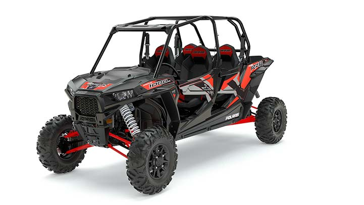 2017 Polaris RZR XP 4 1000 EPS in Redding, California