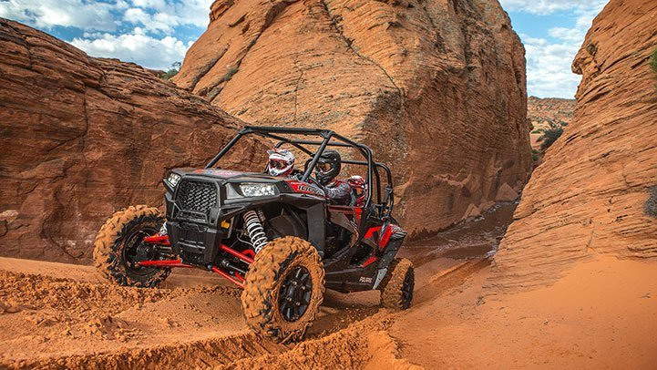 2017 Polaris RZR XP 4 1000 EPS in Rushford, Minnesota