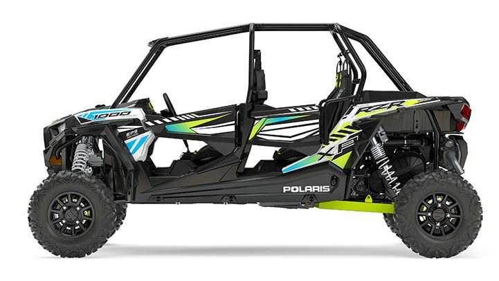 2017 Polaris RZR XP 4 1000 EPS 4