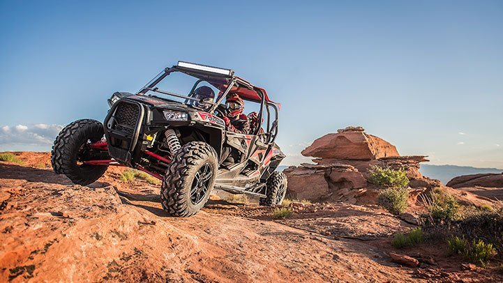 2017 Polaris RZR XP 4 1000 EPS 11