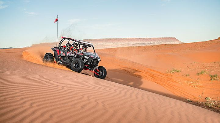 2017 Polaris RZR XP 4 1000 EPS in Lawrenceburg, Tennessee