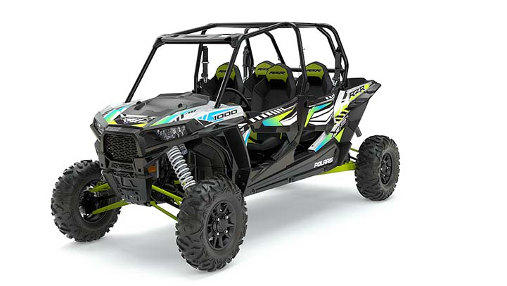 2017 Polaris RZR XP 4 1000 EPS in Pierceton, Indiana