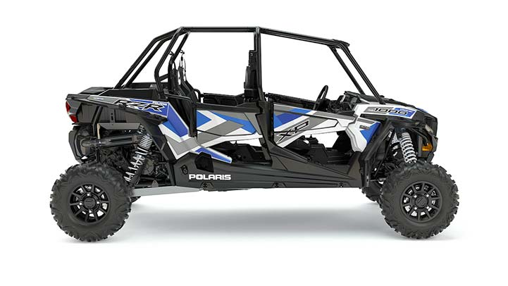 2017 Polaris RZR XP 4 1000 EPS in Lake City, Florida