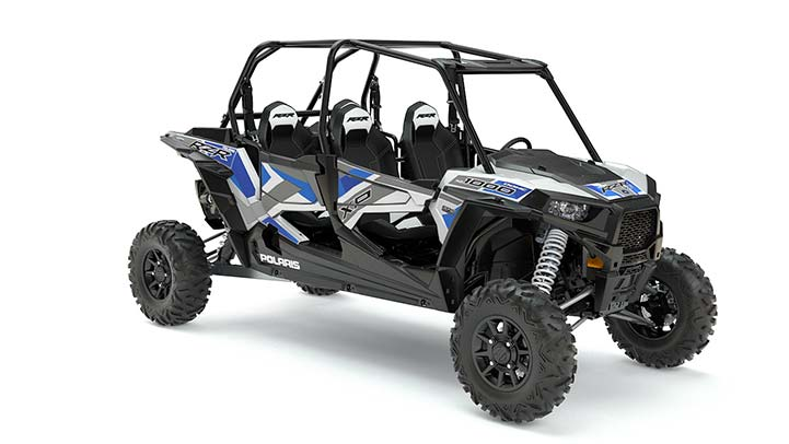 2017 Polaris Rzr Xp 4 1000 Eps In Attica Indiana