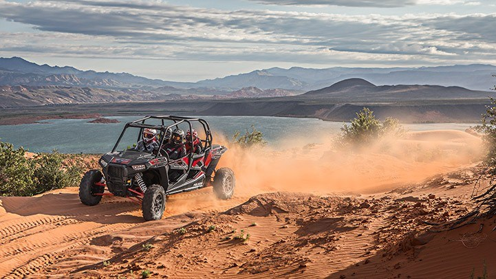 2017 Polaris RZR XP 4 1000 EPS 9