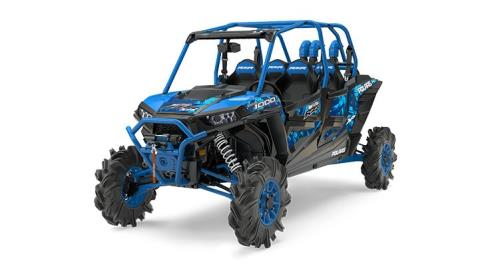 2017 Polaris RZR XP 4 1000 EPS High Lifter Edition in Bridgeport, West Virginia