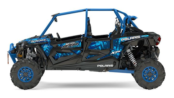 2017 Polaris Rzr Xp 4 1000 Eps High Lifter Edition In Attica Indiana Photo