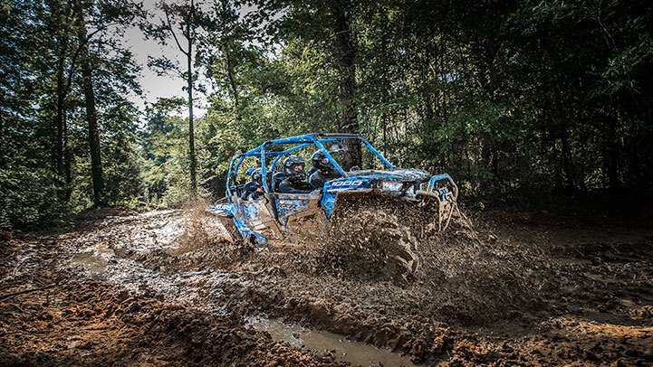 2017 Polaris RZR XP 4 1000 EPS High Lifter Edition in Norfolk, Virginia - Photo 4