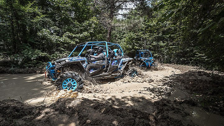 2017 Polaris RZR XP 4 1000 EPS High Lifter Edition in Unionville, Virginia