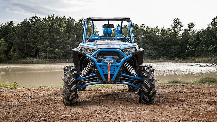2017 Polaris RZR XP 4 1000 EPS High Lifter Edition in Danbury, Connecticut