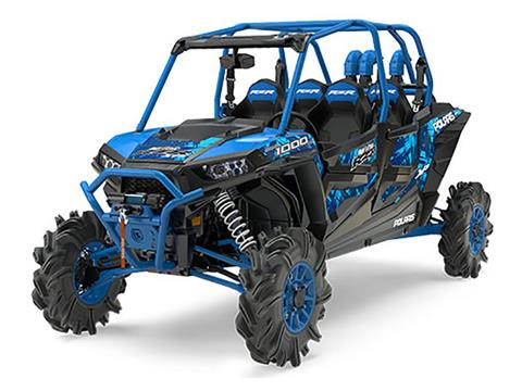 2017 Polaris RZR XP 4 1000 EPS High Lifter Edition in Bessemer, Alabama