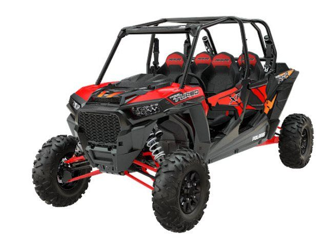 2017 Polaris RZR XP 4 Turbo EPS 6