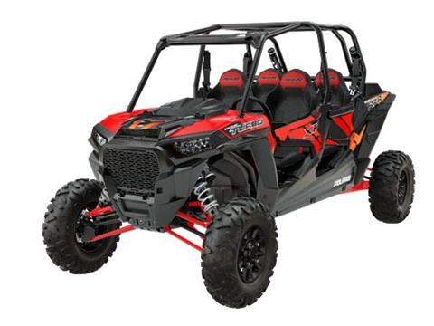 2017 Polaris RZR XP 4 Turbo EPS in Sapulpa, Oklahoma