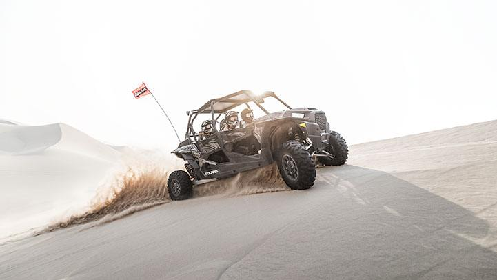 2017 Polaris RZR XP 4 Turbo EPS in Bozeman, Montana