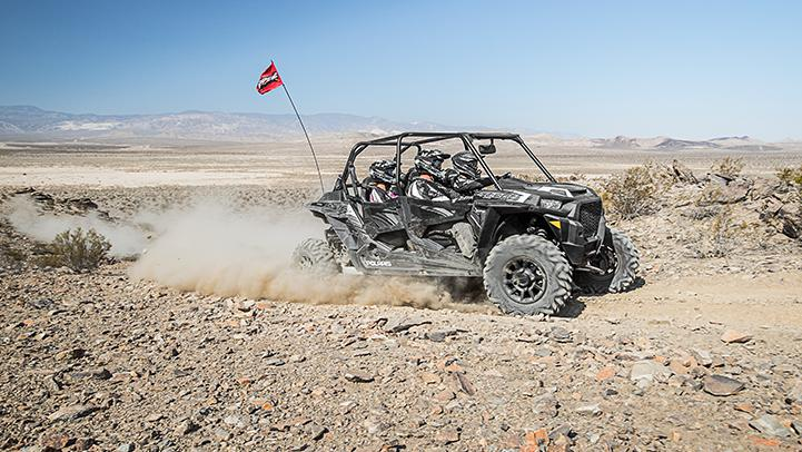2017 Polaris RZR XP 4 Turbo EPS 5