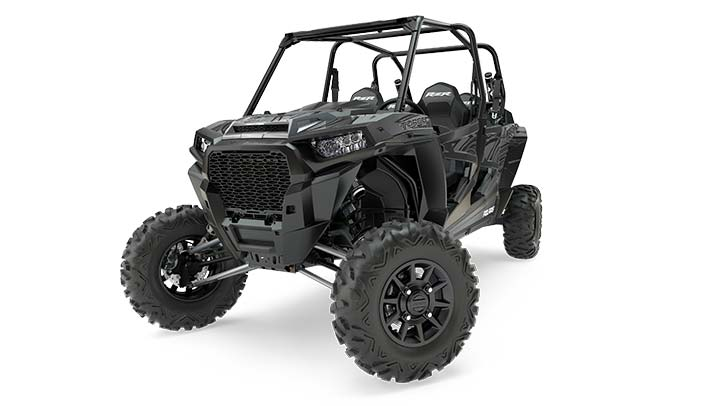 2017 Polaris RZR XP 4 Turbo EPS in Pierceton, Indiana