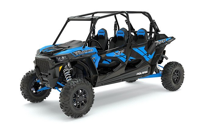 2017 Polaris RZR XP 4 Turbo EPS in Iowa Falls, Iowa