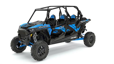 2017 Polaris RZR XP 4 Turbo EPS in Oak Creek, Wisconsin