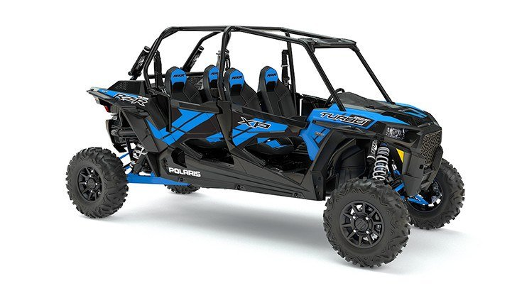 2017 Polaris RZR XP 4 Turbo EPS in Chesterfield, Missouri