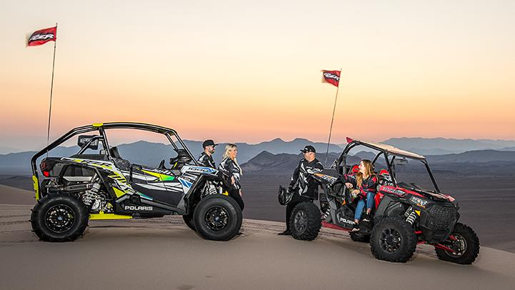 2017 Polaris RZR XP 4 Turbo EPS in Banning, California