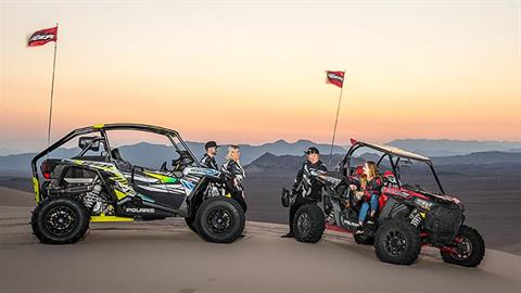 2017 Polaris RZR XP 4 Turbo EPS in Castaic, California