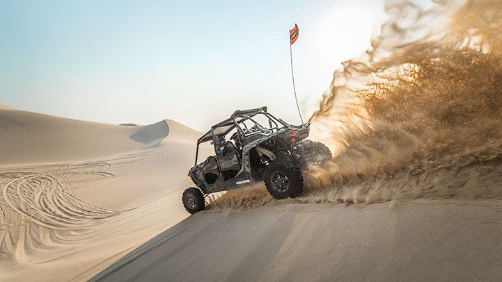 2017 Polaris RZR XP 4 Turbo EPS in Redding, California