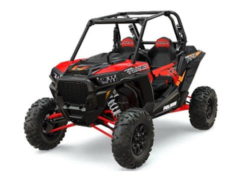 2017 Polaris RZR XP Turbo EPS in Lewiston, Maine