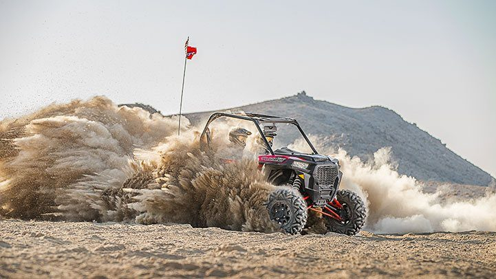 2017 Polaris RZR XP Turbo EPS in Bolivar, Missouri