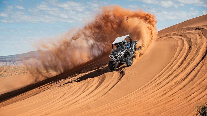 2017 Polaris RZR XP Turbo EPS in Redding, California