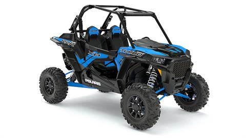 2017 Polaris RZR XP Turbo EPS in Marietta, Ohio