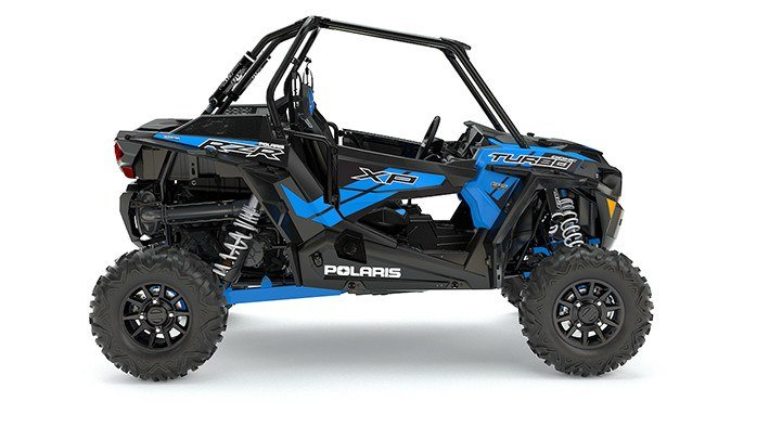 2017 Polaris RZR XP Turbo EPS in Adams, Massachusetts