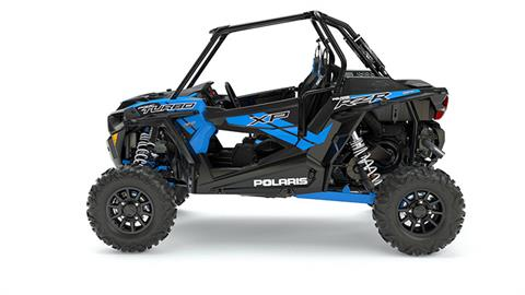 2017 Polaris RZR XP Turbo EPS in Chesterfield, Missouri