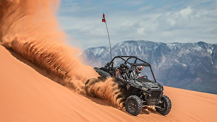 2017 Polaris RZR XP Turbo EPS in Lake City, Colorado