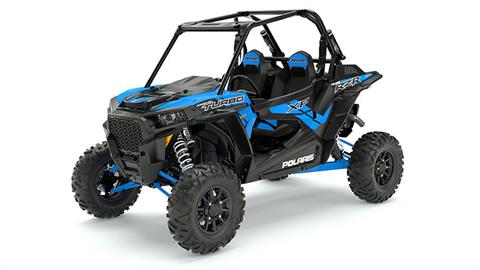 2017 Polaris RZR XP Turbo EPS in Pierceton, Indiana